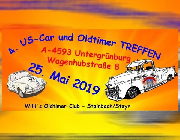 US CAR & OLDTIMER TREFFEN