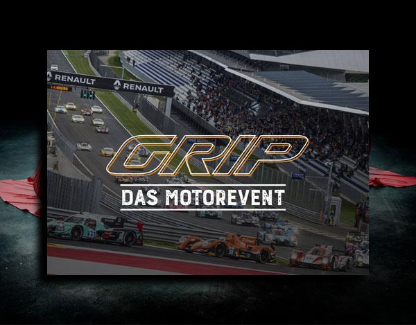 GRIP – DAS MOTOREVENT