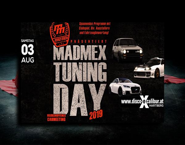 MADMEX TUNINGDAY