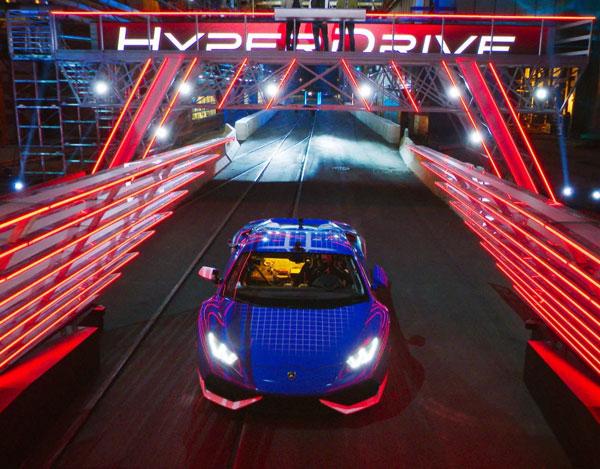 HYPERDRIVE CAR SHOW